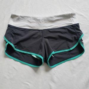 Lululemon running shorts older style wet warm dry